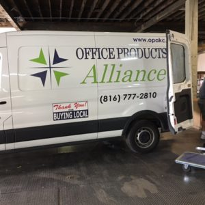 Free Delivery, Office Products Alliance
