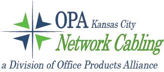 OPAKC Network & Cabling Logo