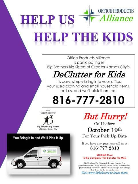 De-Clutter For Kids